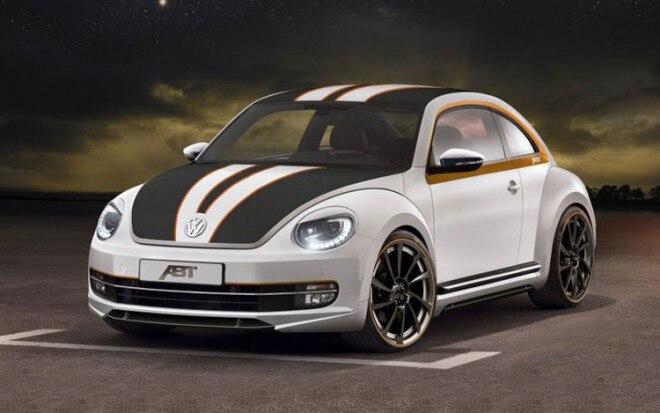 Abt Sportsline 2012 Volkswagen Beetle Front Three Quarter1 660x413