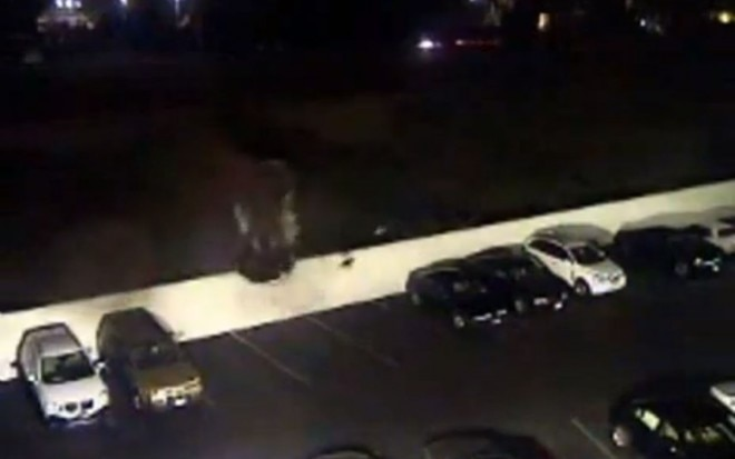 Car Crashes In Parking Lot 21 660x413