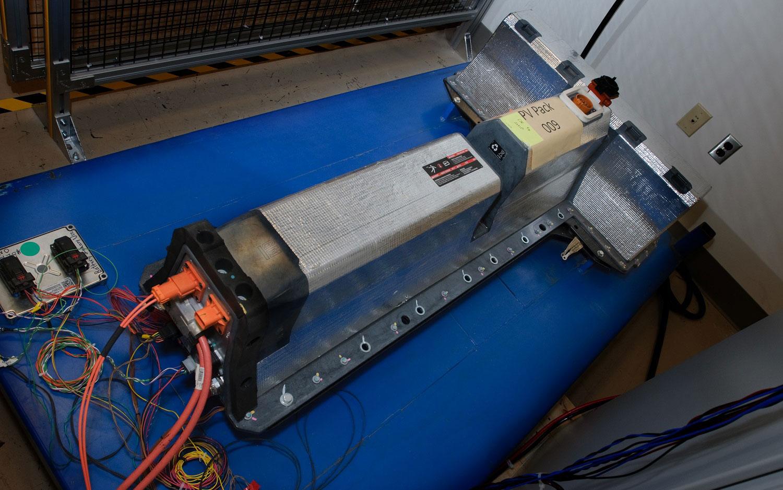 Chevrolet Volt Battery Second Use System 21