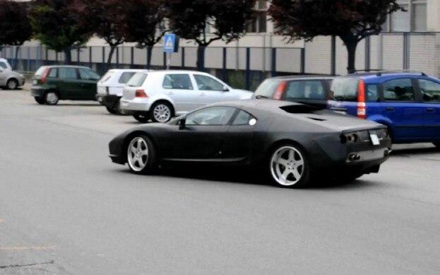 Detomaso Pantera Concept 623x389