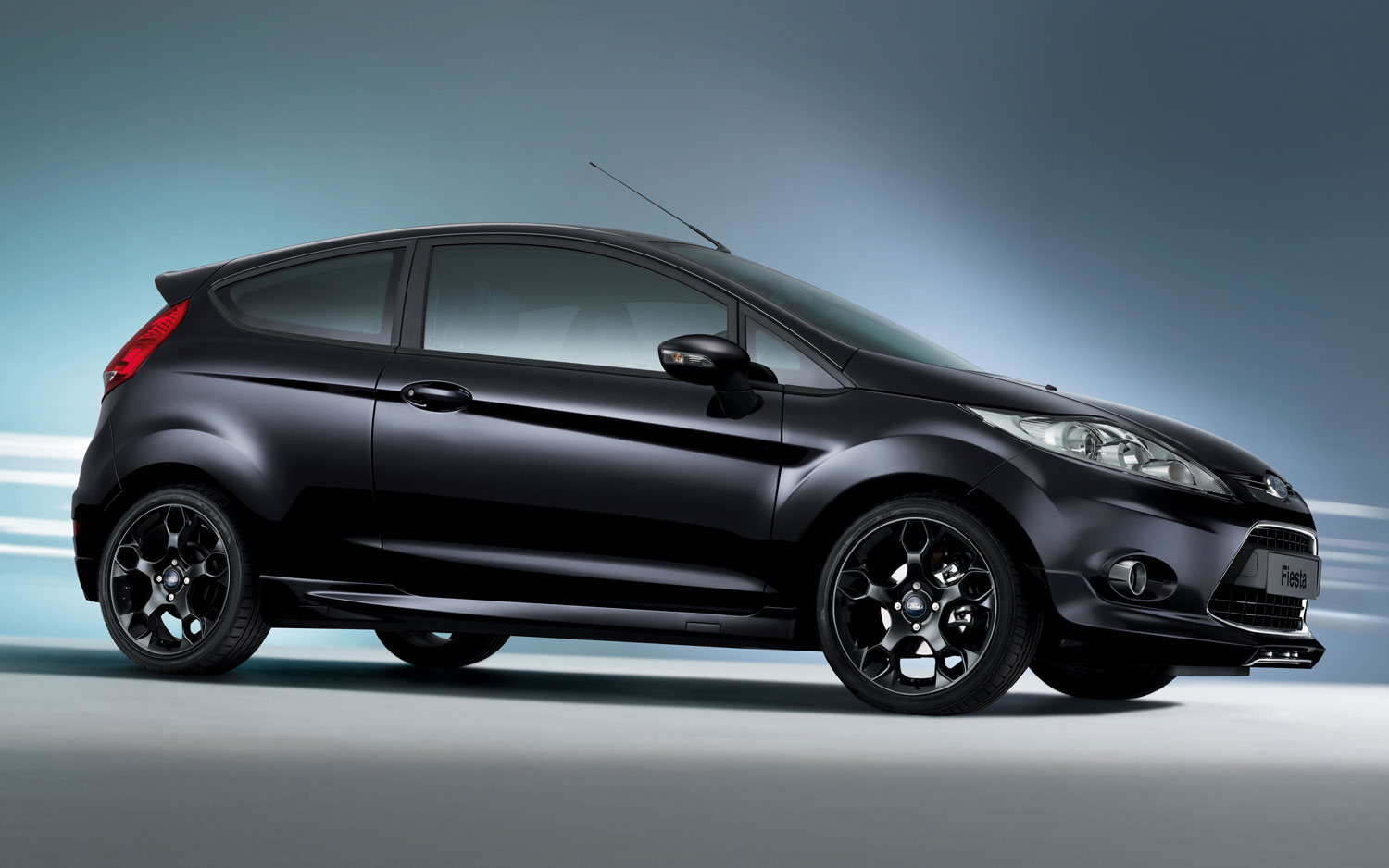 Ford Fiesta Sport Special Edition Profile1