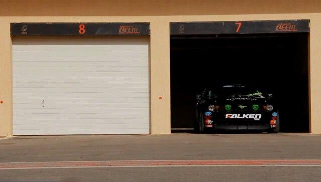 Ford Mustang Vaughn Gittin Jr Garage1