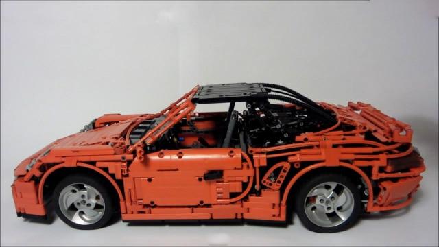 Lego Porsche 911 Top Up Profile1