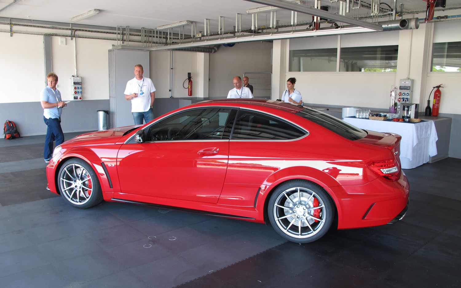 2012 mercedes benz c63 amg coupe black series first look automobile magazine. Black Bedroom Furniture Sets. Home Design Ideas