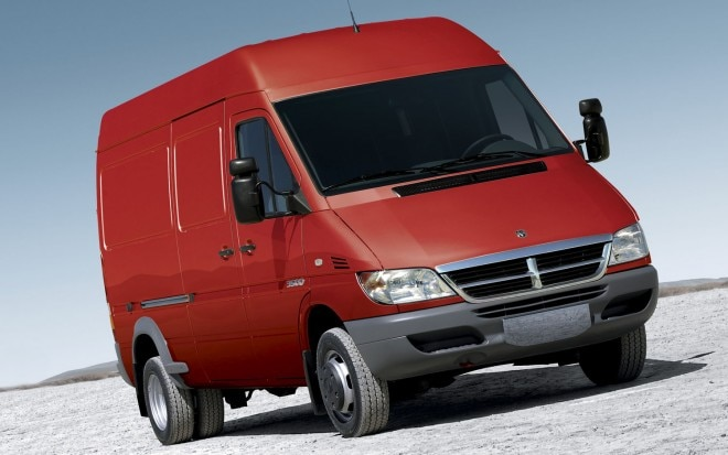 2007 Dodge Sprinter Front Three Quarter1 660x413