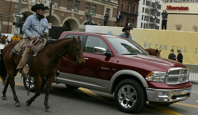 2009 Dodge Ram 1500 Horses