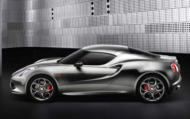 2011 Alfa Romeo 4C Concept Left Side View1 660x413