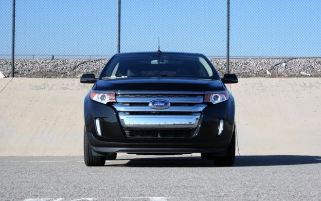 2011 Ford Edge EcoBoost Front1 660x413