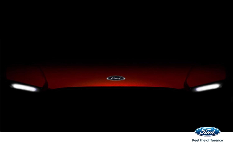 2011 Ford Frankfurt Motor Show Teaser1