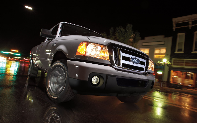 2011 Ford Ranger Front Three Quarter1