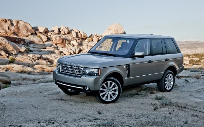 2011 Land Rover Range Rover Front Three Quarter1 660x413
