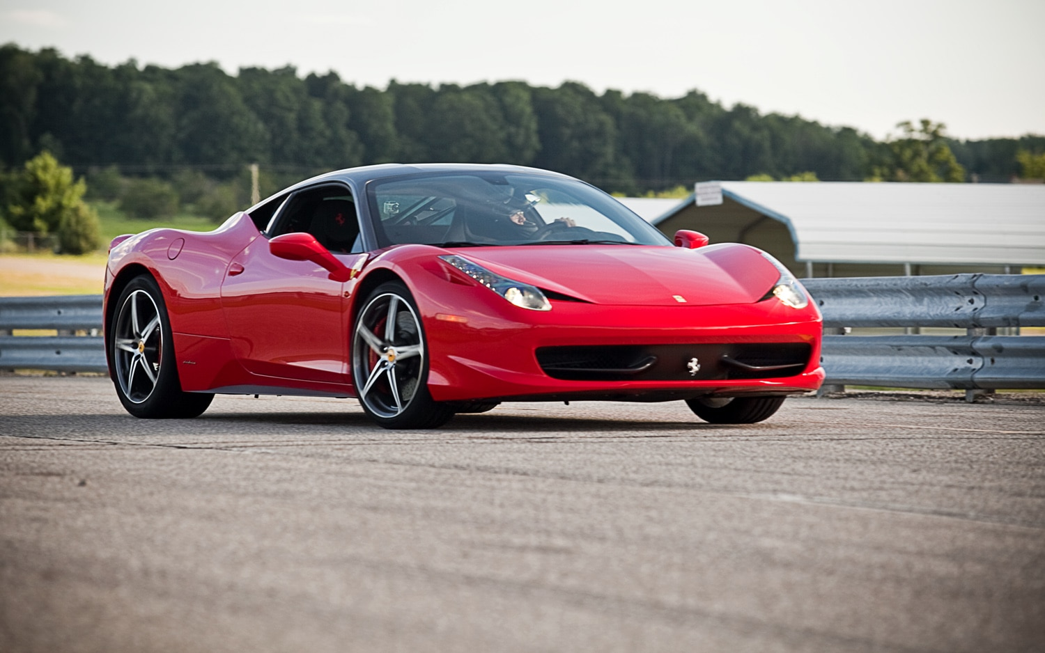 2011 ferrari 458 italia - editors' notebook - automobile magazine