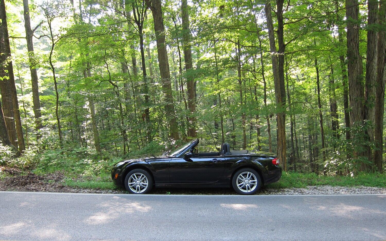 2011 Mazda MX 5 Miata Left Side View4