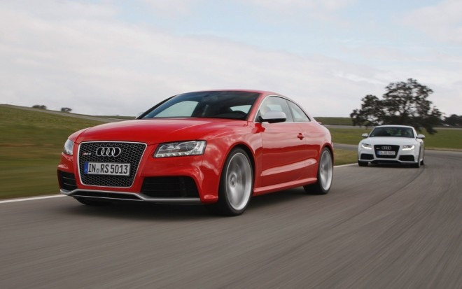 2012 Audi RS 5 Rolling Three Quarter1 660x413