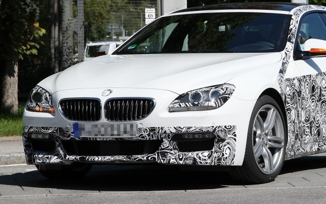 2012 BMW 6 Series Gran Coupe Front 01 660x413