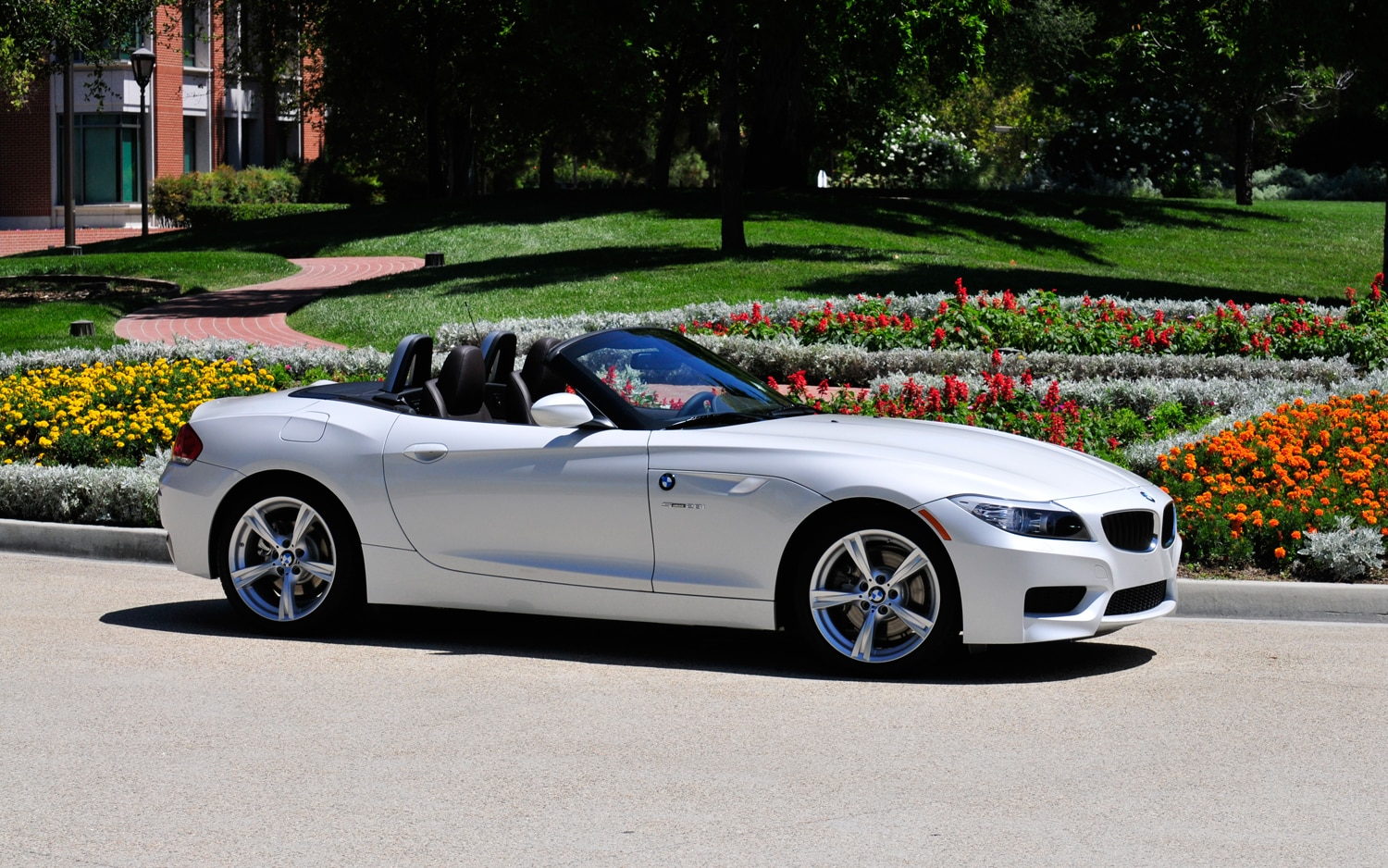 2012 BMW Z4 SDrive28i Right Side View 2