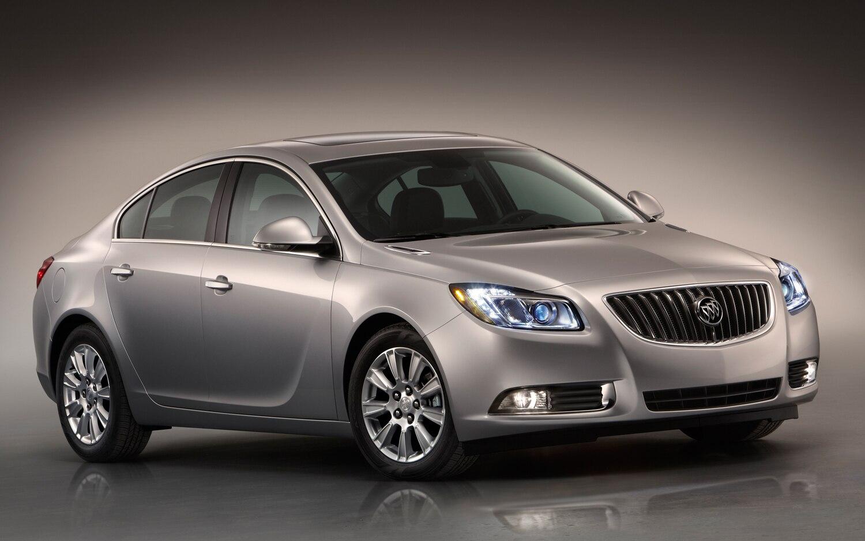 2012 Buick Regal EAssist Front Three Quarter1