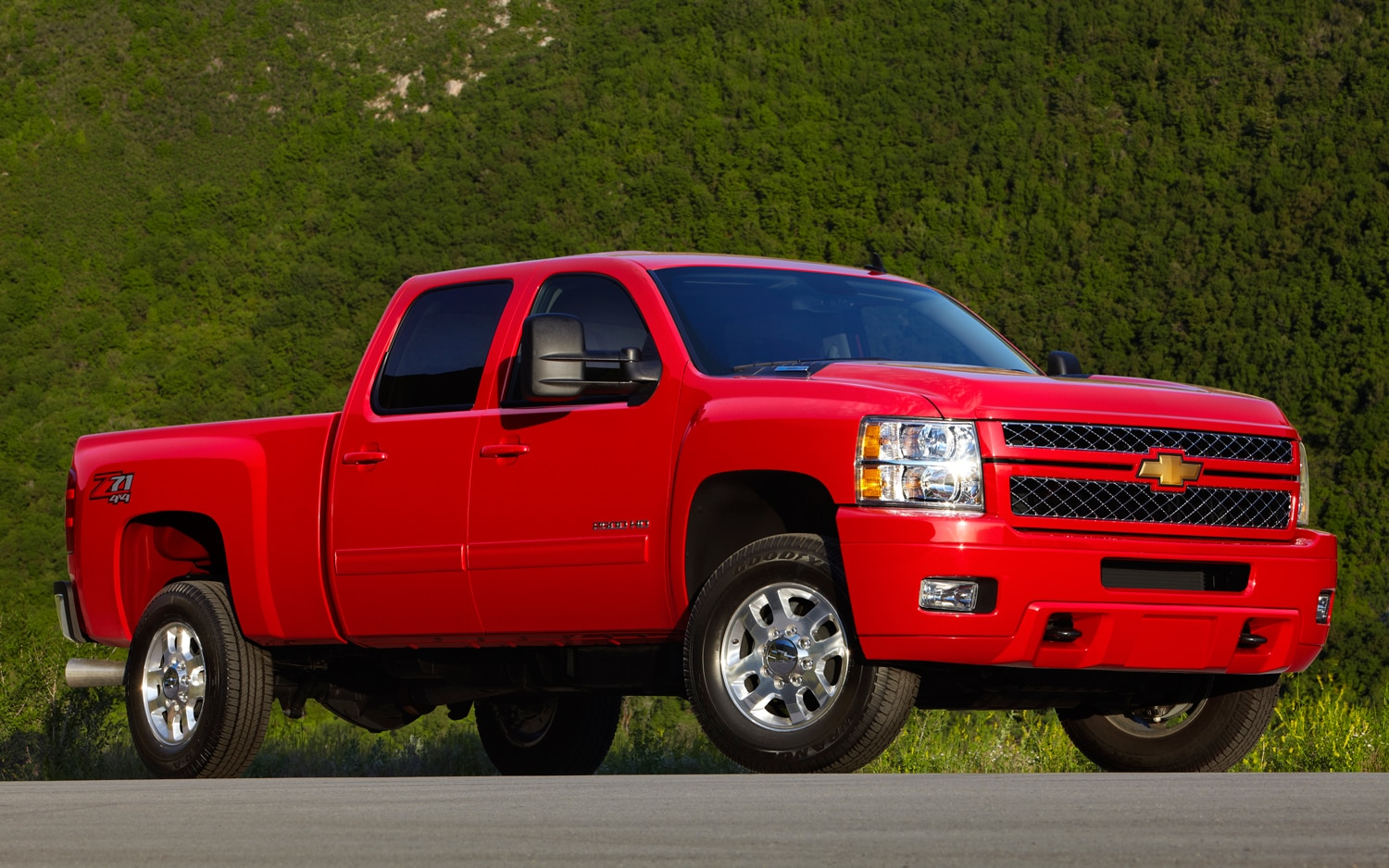 2012 Chevrolet Silverado Gets with New Appearance Packages ...