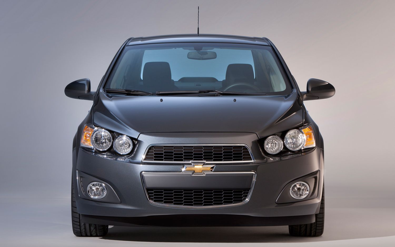 2012 Chevrolet Sonic Sedan Front Profile1