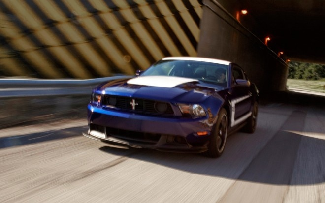 2012 Ford Mustang Boss 302 Front1 660x413
