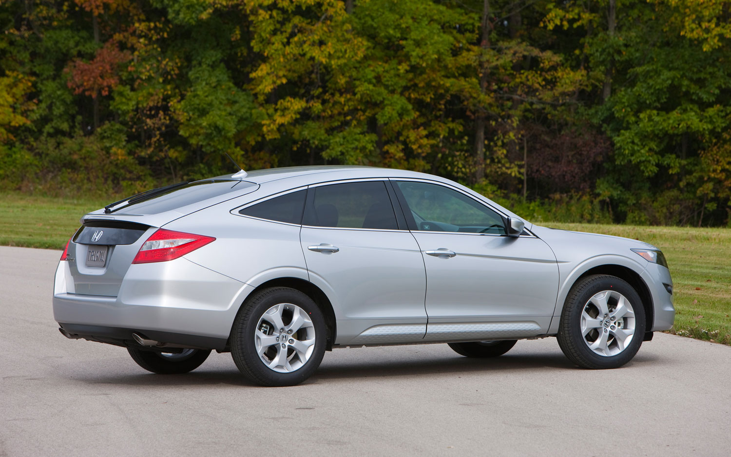 Name Change For 2012 Honda Crosstour Non Nav Models More
