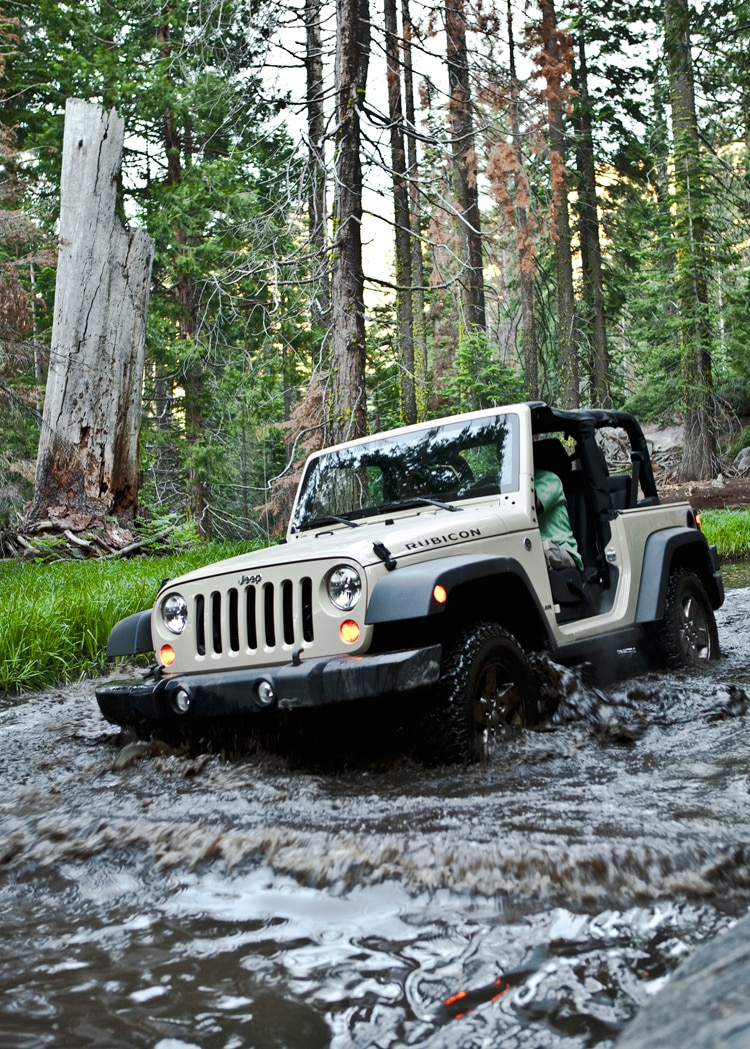 Jeep Wrangler Unlimited For Sale >> 2012 Jeep Wrangler First Drive - Automobile Magazine
