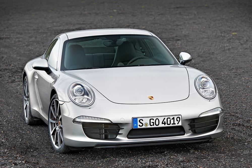 2012 Porsche 911 Carrera S Front1