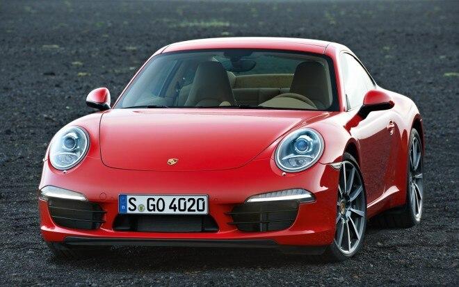 2012 Porsche 911 Carrera Front View1 660x413