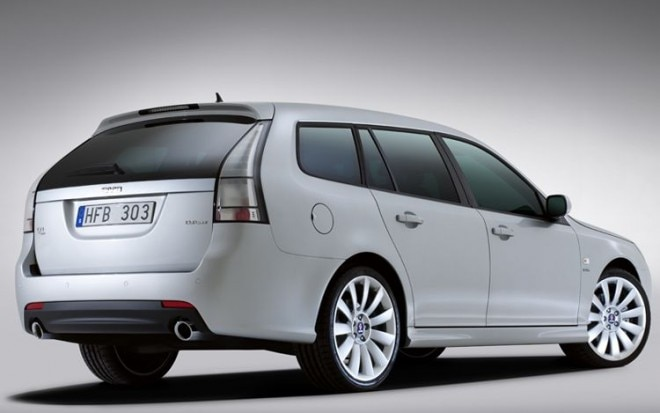 2012 Saab 9 3 Sportcombi Rear Three Quarter1 660x413