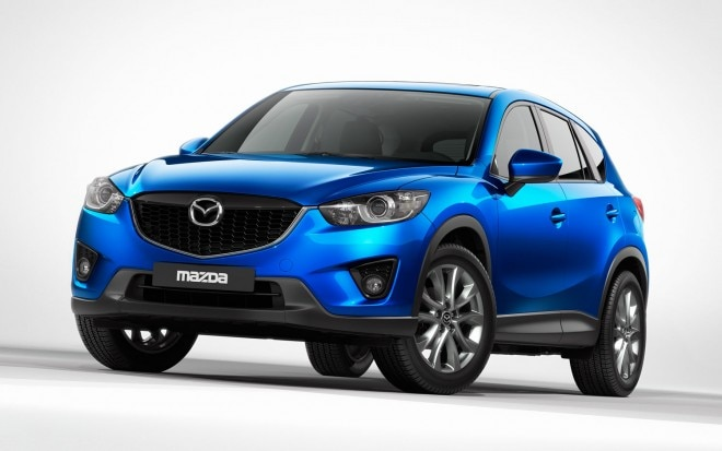 2013 Mazda CX 5 Front Three Quarter12 660x413