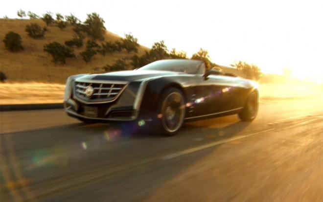 Cadillac Ciel Concept Front Three Quarter 660x413
