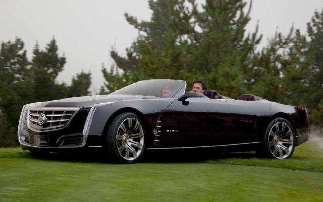 Cadillac Ciel Concept Live Reveal Side Moving1 660x413