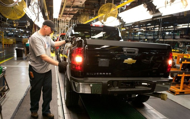 Chevy Silverado At Gm Flint Plant1 660x413