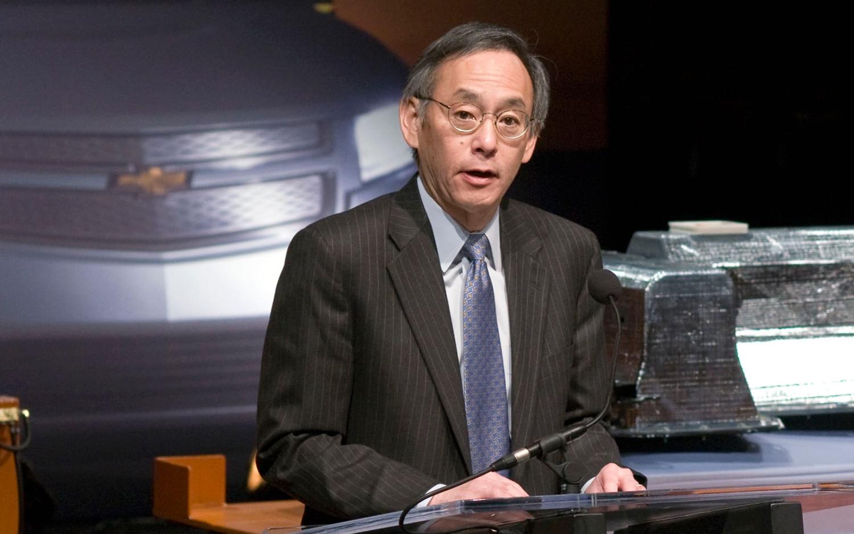 Department Of Energy Secretary Steven Chu 11