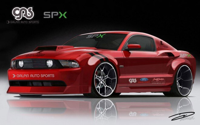 Ford Mustang SPX Galpin Auto Sports Special Edtion1 660x413