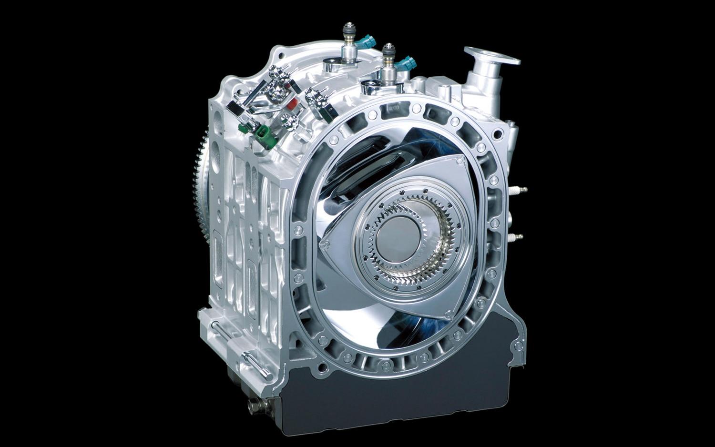 Mazda RENESIS 16X Engine1