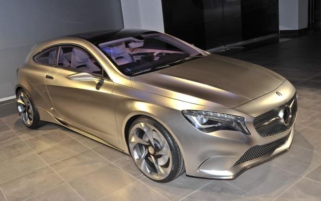 Mercedes Benz Concept A Front Three Quarter1 660x413