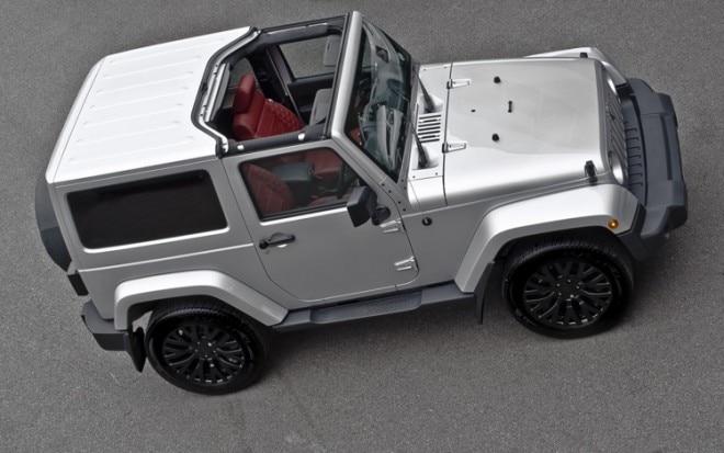 Project Kahn Jeep Wrangler Front Three Quarter1 660x413
