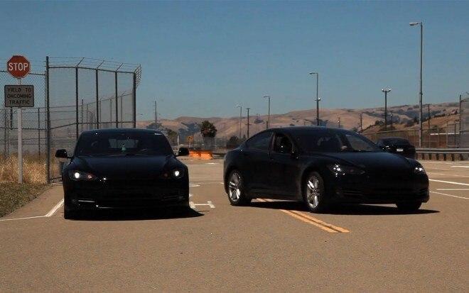Tesla Model S Alpha Test Drive 31 660x413