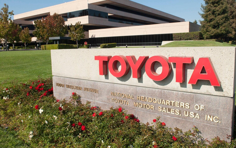 Toyota Motor Sales Headquarter1
