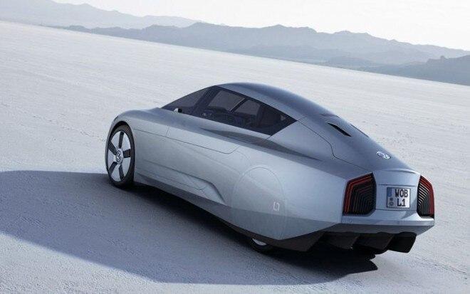 Volkswagen L1 Concept Rear Three Quarter1 660x413