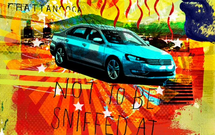 Chattanooga Passat Illustration Cropped