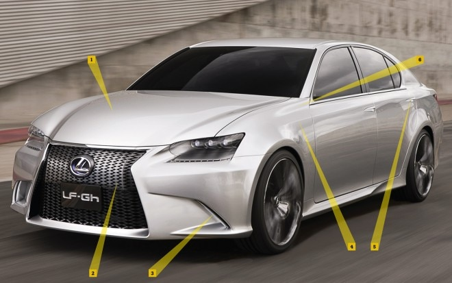 Lexus Lf Gh Front Left View1 660x413