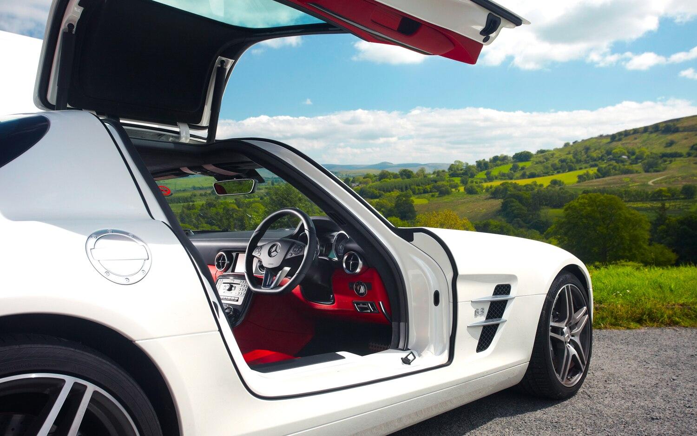 Sls doors for Mercedes benz door