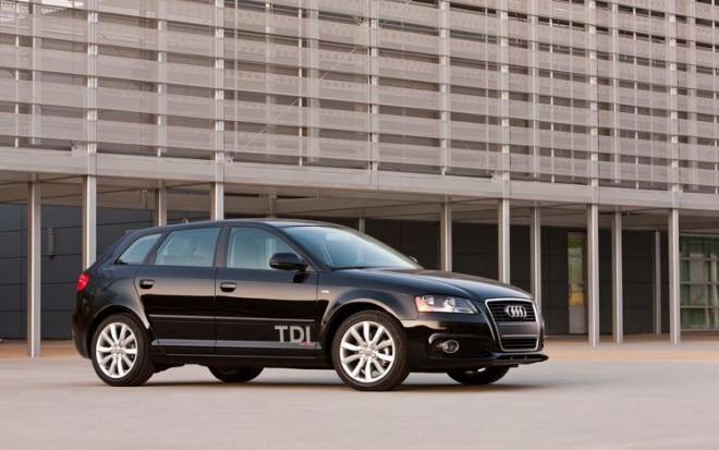 2010 Audi A3 TDI Front Three Quarters Static1 660x413