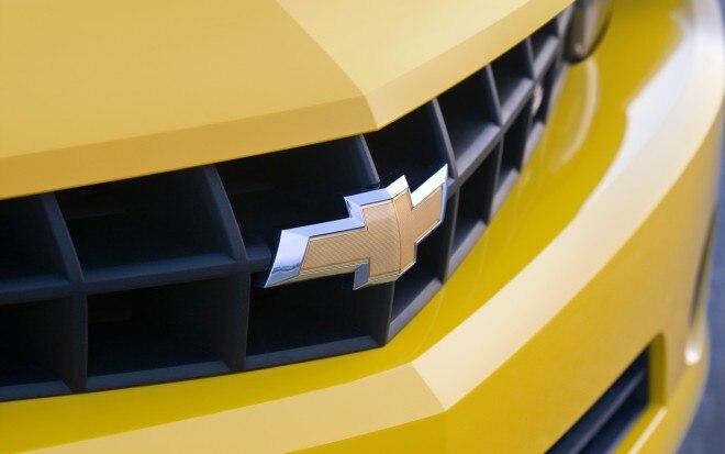 2010 Chevy Camaro Grille Closeup1 660x413