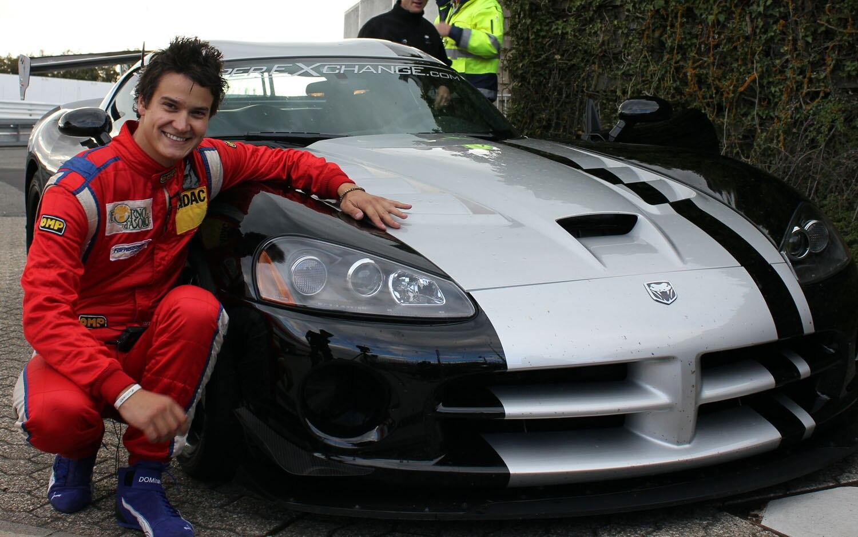 2010 Dodge Viper ACR Dominik Farnbacher