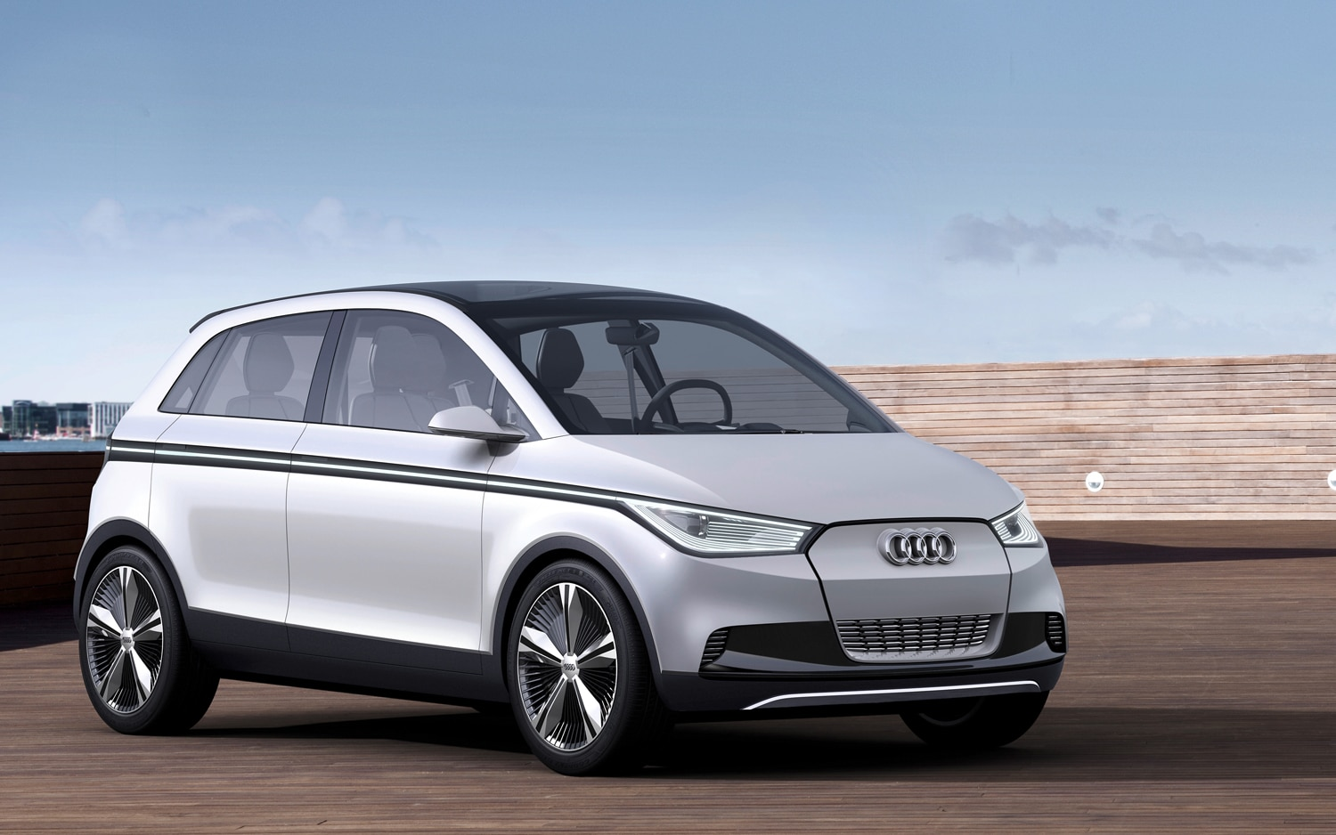 First Look: Audi A2 Concept