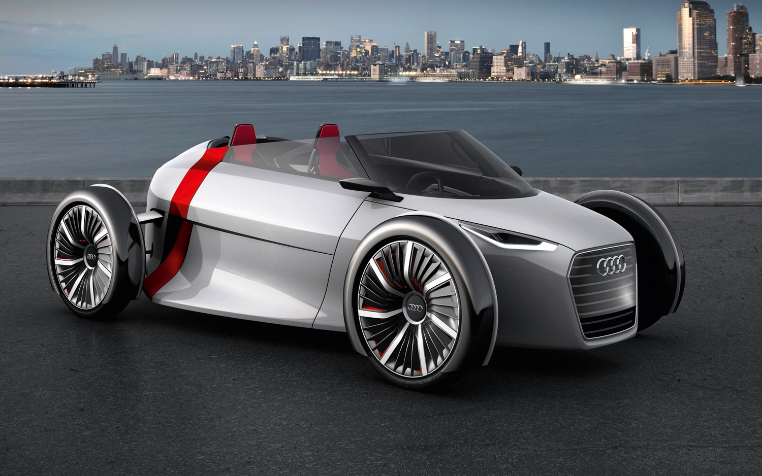 Weekend Roundup Audi S6 S7 S8 Ford Evos Concept Land