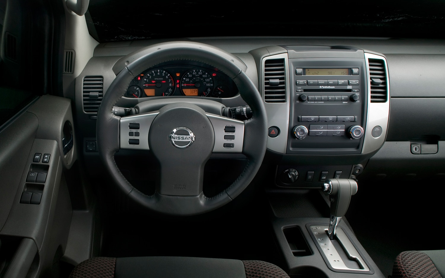 Pricing announced for 2012 nissan frontier pathfinder and xterra alex nishimoto vanachro Gallery